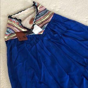 Dresses & Skirts - MISSONI MARE MAXI SKIRT BRAND NEW NEVER WORN sz40